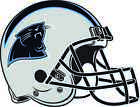 CAROLINA PANTHERS HELMET Vinyl Decal / Sticker ** 5 Sizes ** $5.95 USD on eBay