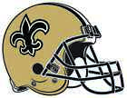 NEW ORLEANS SAINTS HELMET Vinyl Decal / Sticker ** 5 Sizes ** $5.95 USD on eBay