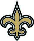 NEW ORLEANS SAINTS Vinyl Decal / Sticker ** 5 Sizes ** $3.97 USD on eBay