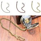 Retro Style Antique Vintage Fob Pocket Watch Chain Watches Jewelry Necklace