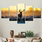 Modern Abstract Wall Home Decor Painting Art Pictures Canvas Mural 5 pieces Set