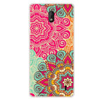 For Nokia 3 5 6 2.1 3.1 5.1 6.1 3.2 Slim Soft Rubber TPU Pattern Back Case Cover