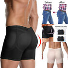 Men Padded Underwear Butt Lifter Buttocks Bum Enhancer Brief Panties Hip Shaper