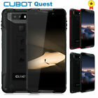 """Cubot Quest Ip68 Rugged Phone 5.5"""" Hd+ Android 9.0 Nfc 4g+64gb Octa Core 4000mah"""