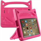 2019 Kid Rubber Stand Case Cover For Amazon Kindle Fire 7 HD 8 HD 10 7th 8th 9th