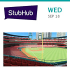 Washington Nationals at St. Louis Cardinals Tickets - Saint Louis on Ebay