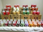 Yankee Candle 3.7 oz Small Jar LARGE SELECTION - YOUR CHOICE - Free Shipping