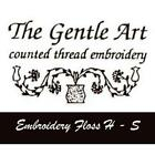 The Gentle Art Cotton Embroidery Thread Floss H - S