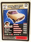 Top Gear Turbo Challenge Rare Cards Series 84
