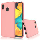 For Samsung Galaxy A20 / A30 / A50 Ultra Slim Shockproof Soft Slicone Case Cover