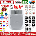 Bluetooth / WiFi OBD2 Scanner ELM327 Diagnostic Code Reader Android IOS Iphone