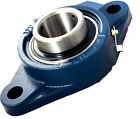Metric & Imperial 2 Bolt Oval Flange Self Lube Bearing UCFL201-UCFL218