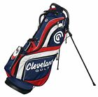 CLEVELAND CG STAND GOLF BAG MENS -NEW 2019-14 WAY TOP w/ 6 POCKETS- PICK A COLOR