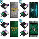 Dallas Stars Sliding Flip Case For Samsung Galaxy S7 S8 S10 S10e P $9.49 USD on eBay