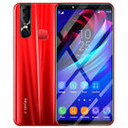 6.3'' X27 Plus Smart Phone 6+128G 4G HD Face Unlocked Android 9.1 Dual SIM UK
