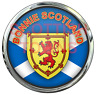More images of Bonnie Scotland car motorcycle sticker Scotland rampant saltire flag Loch Ness