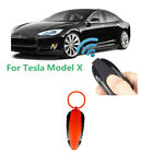 Silicone Rubber Keychain Key Fob Case Protector Cover For Tesla Model 3 S X