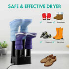 Electric Shoe Glove Boot Dryer Deodorizer Warmer with Timer Fan Prevent Bacteria