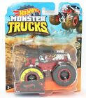 Hot Wheels Monster Trucks 1:64 Scale Die-cast Toy Car New CHOOSE YOUR TRUCK