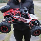 4WD Monster Truck Off-Road Vehicle 2.4G Remote Control Buggy Crawler Rc Car Toys
