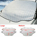 Magnetic Auto Windshield Snow Cover Winter Ice Frost Guard Sun Shade Protector $13.66 CAD on eBay