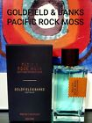 GOLDFIELD & BANKS PACIFIC ROCK MOSS 1, 2, 3, 5, 7 & 10ML SPRAY 100% AUTHENTIC