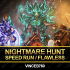 Destiny 2 Flawless Nightmare Hunts Time Trials PS4/XB1 PC CrossSave