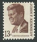 SALE! 1967 35th President John F. Kennedy JFK Prominent American US Stamp MINT !