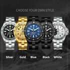 TEVISE T839A Business Men Automatic Mechanical Watch Calendar Time Display O6Z1 image
