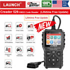 Купить LAUNCH CRP123X CR529 OBD2 Car Code Reader Diagnostic Scanner Tool Check Engine