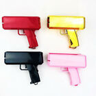 Supreme Money Gun Cash Cannon Gold Pink Launch Toy  100 PCS Custom Dollar Bills
