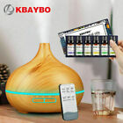 300ml/95ml Aroma Humidifier Aromatherapy Diffuser Mist Purifier Essential Oil US