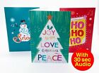 DIY Recordable Voice Christmas Cards - 30 second Audio
