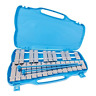 More images of Performance Percussion PP25WK G2-G4 25 Note Glockenspiel with Silver Keys