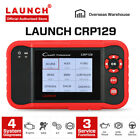 Купить LAUNCH X431 CR529 CRP129 Automotive OBD2 Diagnostic Scanner Tool Car Code Reader