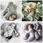 Elephant Kid Plush Doll Soft Pillow Cushion Stuffed Animal Gift Nursery Decor