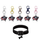 Columbus Blue Jackets Pet Tag Collar Charm Hockey Dog Cat - Pick Your Color $14.99 USD on eBay