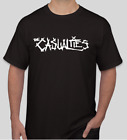 The Casualties T-shirt Tee Punk Rock Music Rock band image