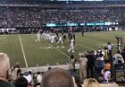 4 New York Jets vs Miami Dolphins Tickets Dec 8 Lower Level Row6 w/ Parking 12/8 $400.0 USD on eBay