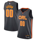 Orlando Magic #00 Aaron GORDON Black Basketball Jersey Size: S - XXL on eBay