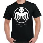 James Bond Spectre Logo Adult T-Shirt $22.9 USD on eBay