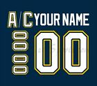 St. Louis Blues Customized Number Kit for 2014-2016 3rd Jersey $34.99 USD on eBay
