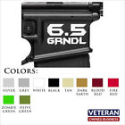 Lower Receiver ID Decal - All Calibers, Fits 350 Legend, 300 Blackout, 9mm, 7.62Other Hunting Clothing & Accs - 159036