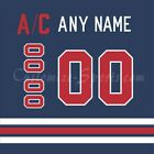 Winnipeg Jets Customized Number Kit for 2019 Heritage Classic Jersey