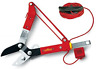 More images of WOLF-Garten RCM Multi-Change Anvil Lopper Tree Care Tool Head, Red, 38x8.53x5.83