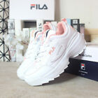FILA UK Womens Disruptor II 2 Sneakers Casual Athletic Running Sports Trainers <br/> ❤ BRAND NEW ❤ Swept the world ❤ Womens Boys Girls Size❤