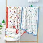 4 Layers Bamboo Cotton Baby Receiving Blankets Cotton Baby Blanket Bed Covers