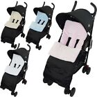 Marshmallow Pushchair Footmuff / Cosy Toes Compatible with Bebecar