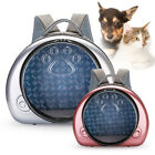 Cute Pet Carrier Bag Breathable Space Capsule Backpack Dog Cat Travel Tote Crate