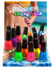 China Glaze Nail Polish SUMMER NEON Collection CHOOSE Your Favorite Lacquers